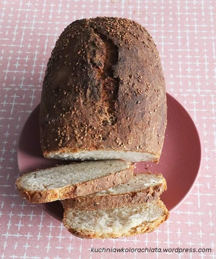 Prosty chleb ziemniaczany