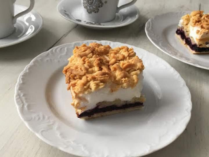 Ciasto półkruche z dżemem