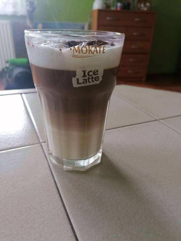 Latte bez użycia ekspresu
