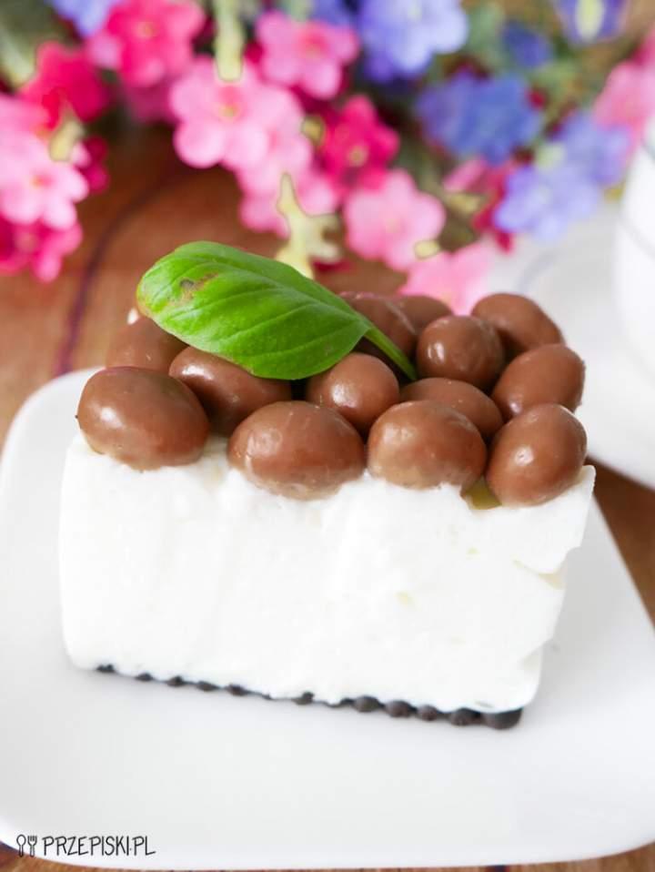 Ciasto Czekoladowy Groszek