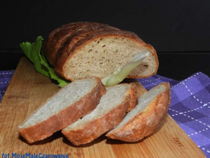 Chleb Drwala bez zagniatania
