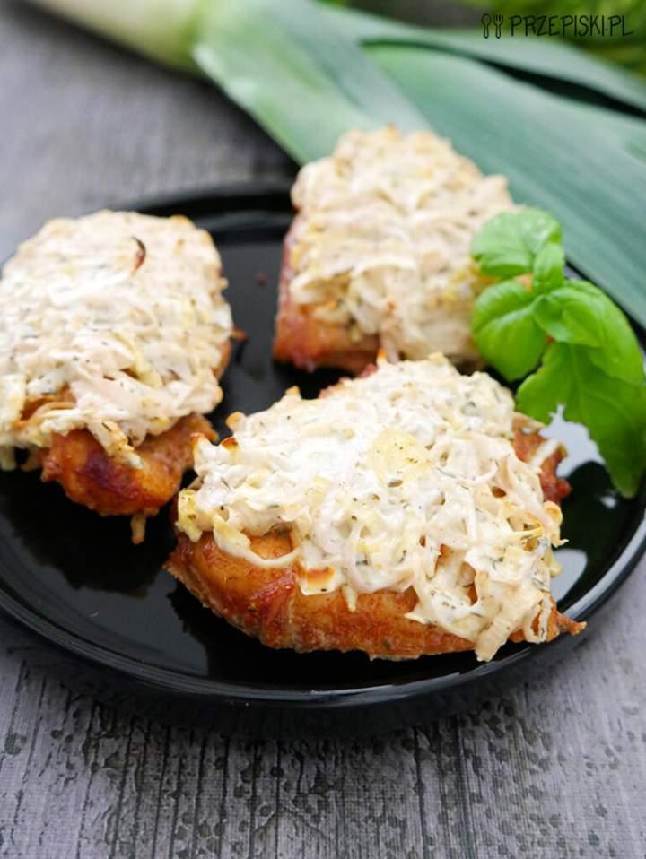 Filet z Kurczaka Pod Porową Pierzynką