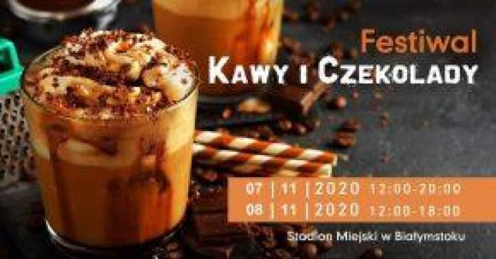 FESTIWAL KAWY I CZEKOLADY – BIAŁYSTOK 27-28.03