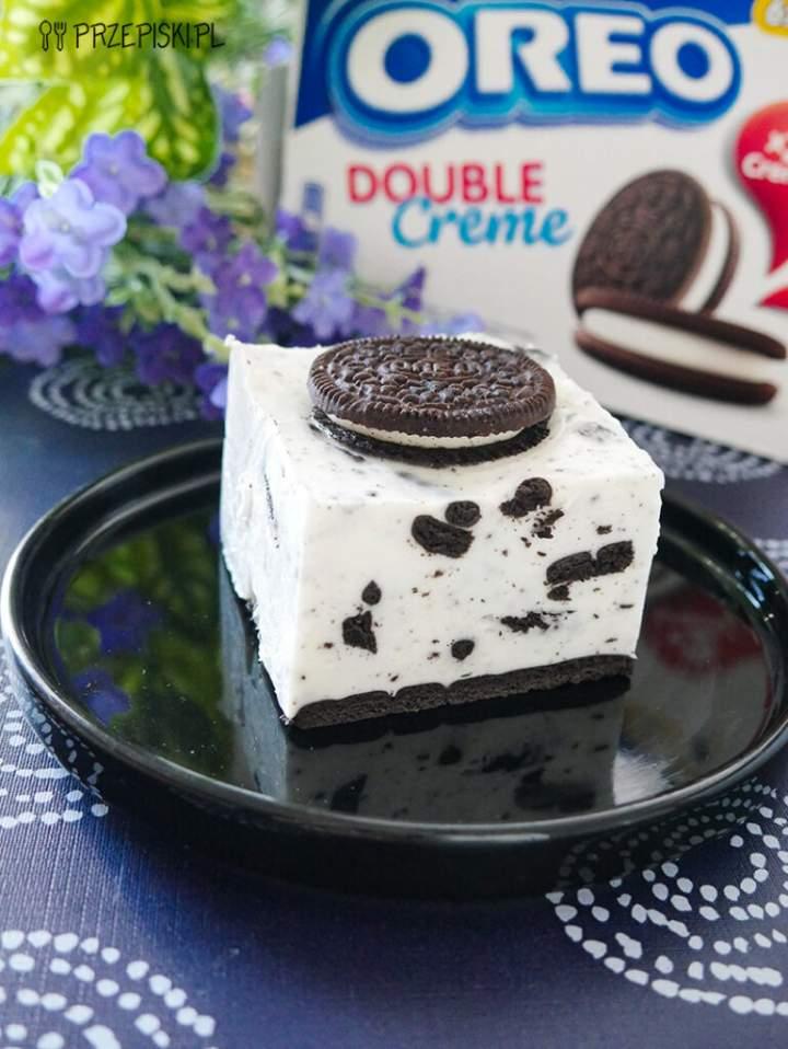 Ciasto Oreo Bez Pieczenia