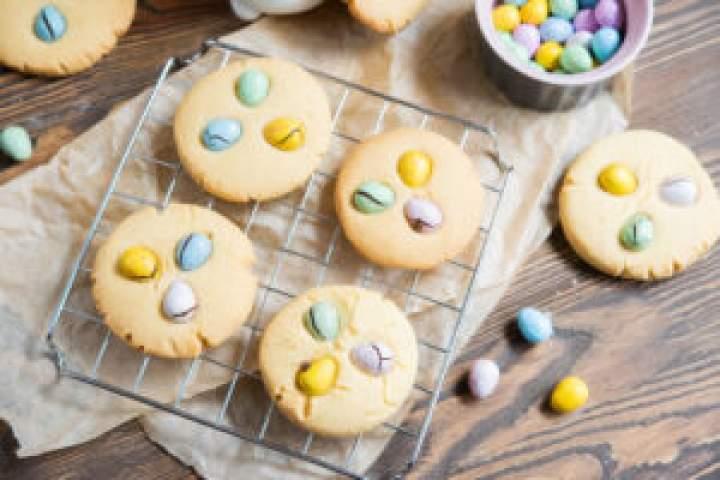 Ciasteczka wielkanocne – bardzo proste!