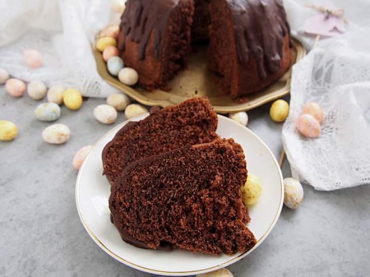 Idealna babka czekoladowa