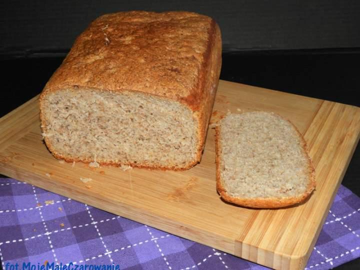 Chleb mieszany na zakwasie z drożdżami