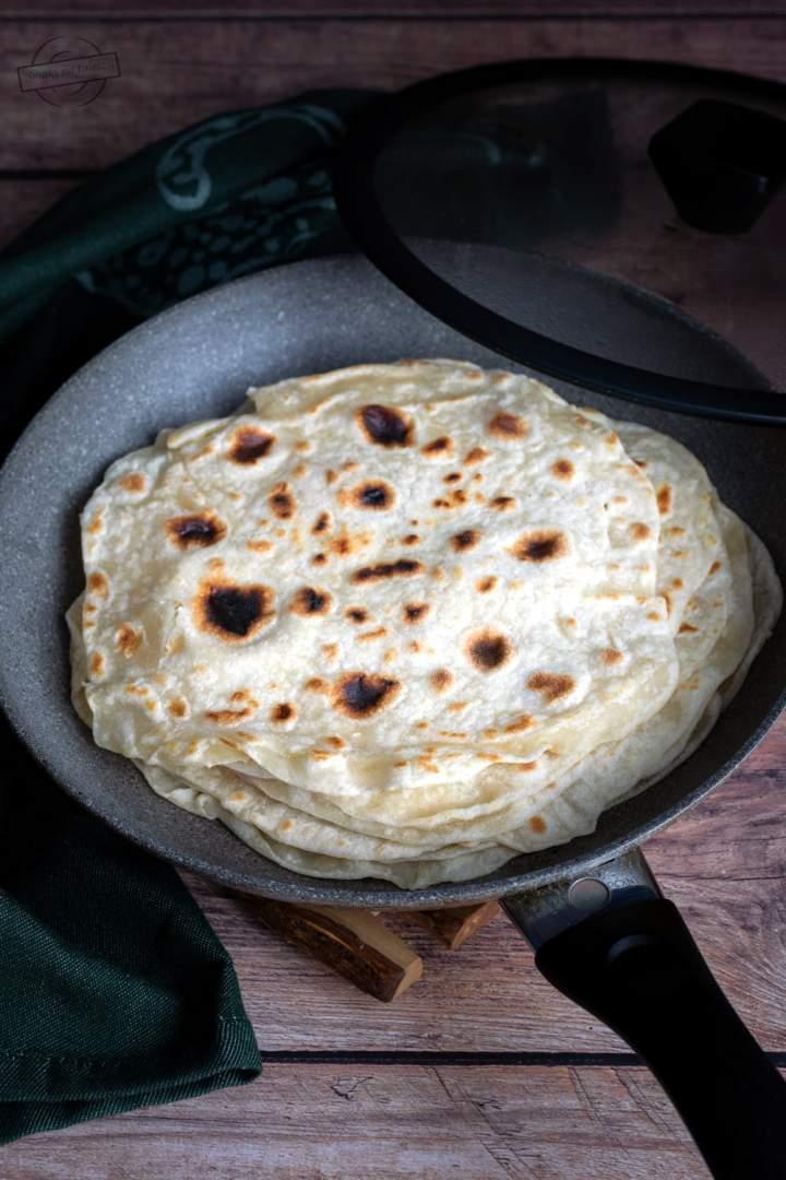 Tortilla – przepis na domową tortillę