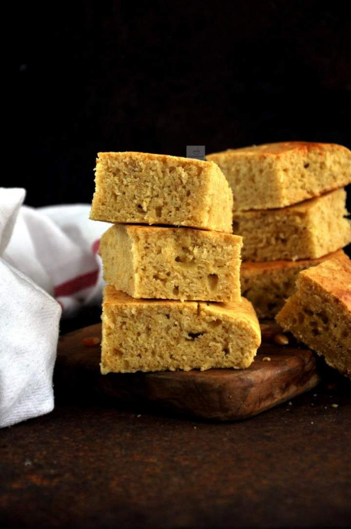 Chlebek kukurydziany (cornbread)