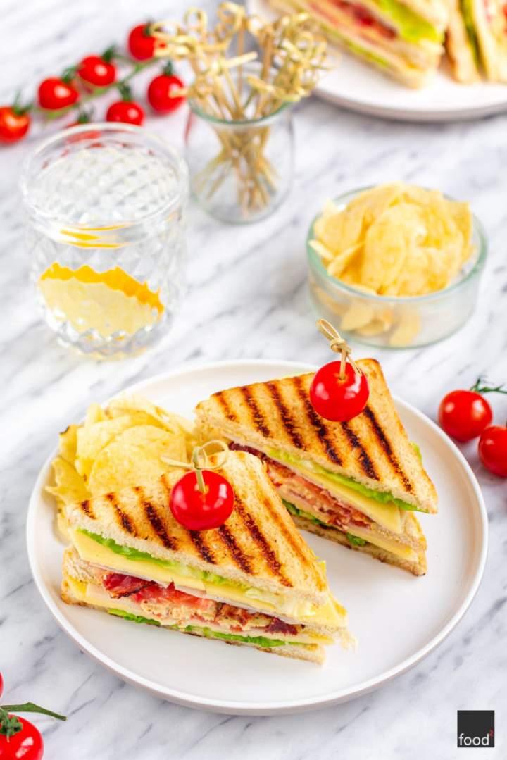 Club Sandwich – kanapka klubowa
