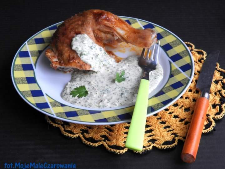 Pollo a la brasa – kurczak po peruwiańsku