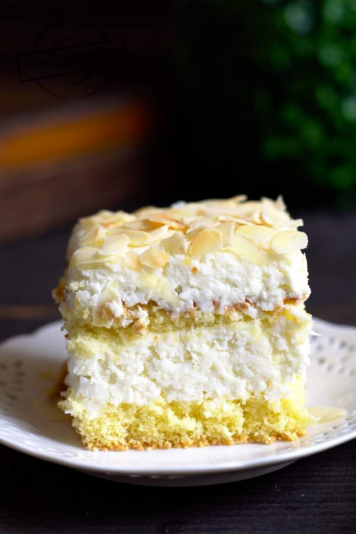 """Ciasto """"Dotyk Anioła"""""""