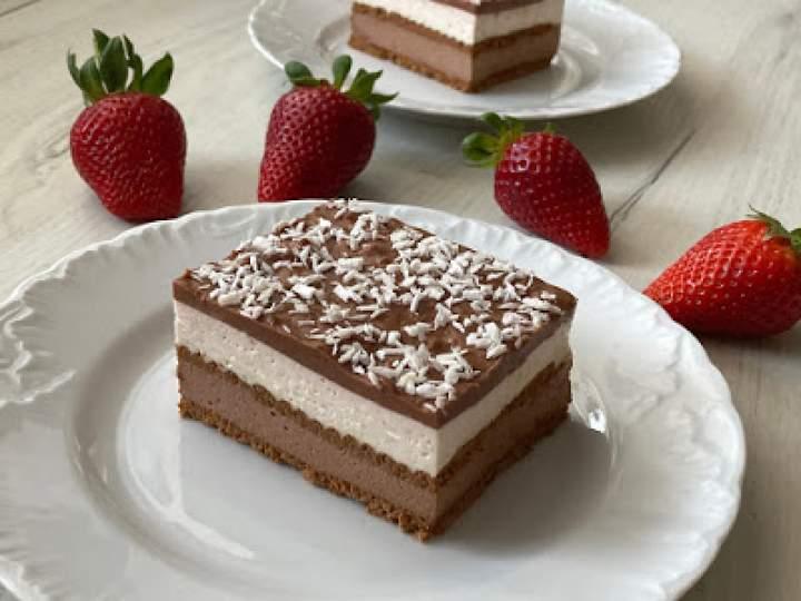 Ciasto z mascarpone bez pieczenia