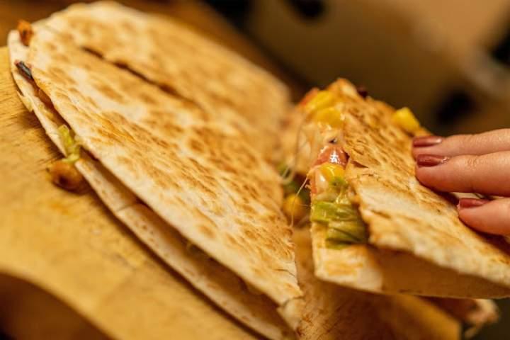 Przepis na Tortillę z diety