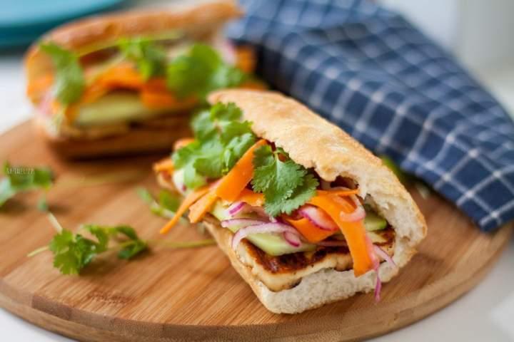 Bánh mì – przepis na wietnamskie kanapki