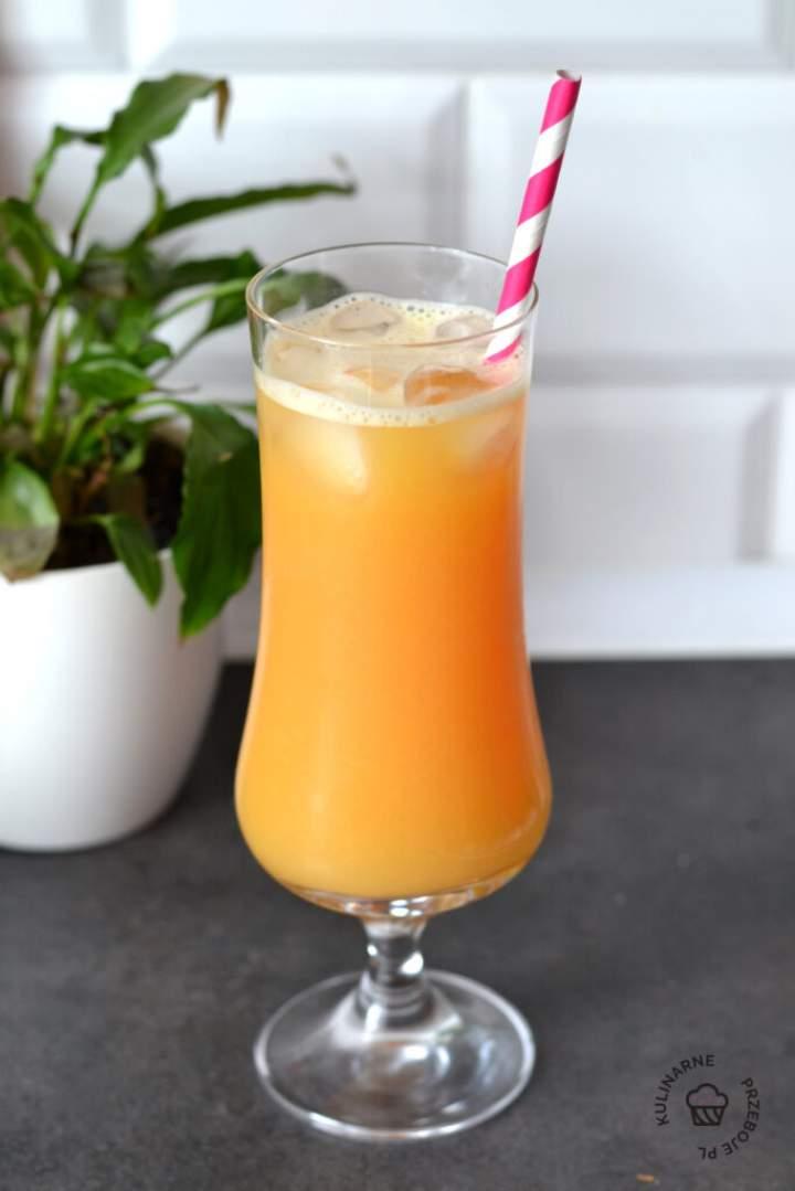 Drink Słoneczne Orzeźwienie