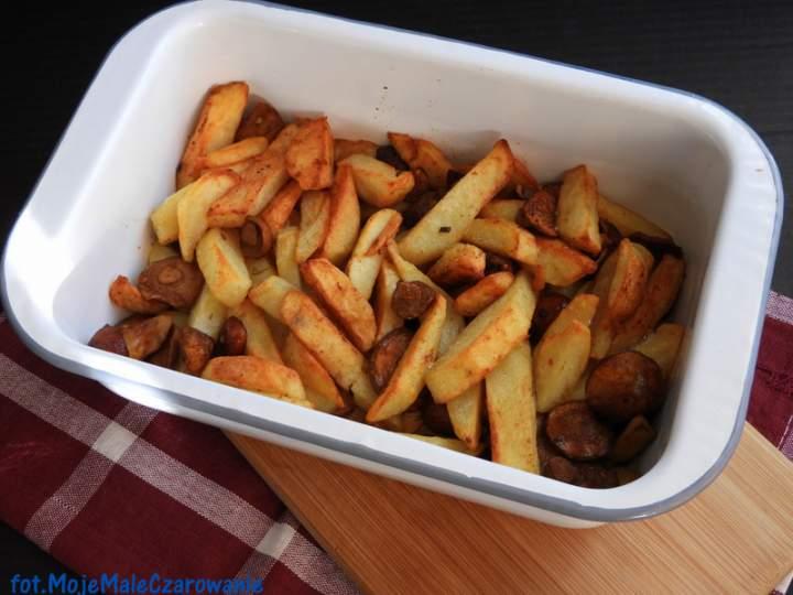 """Ziemniaki """"Ideał"""" przysmak kuchni belgijskiej"""