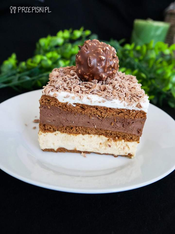 Ferrero Rocher Bez Pieczenia
