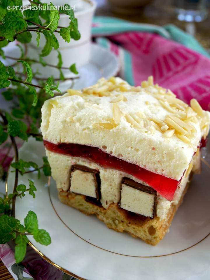 Ciasto Siódme Niebo – pyszny deser piankowy bez pieczenia