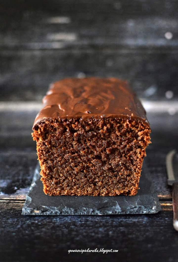 Ciasto orzechowo – czekoladowe