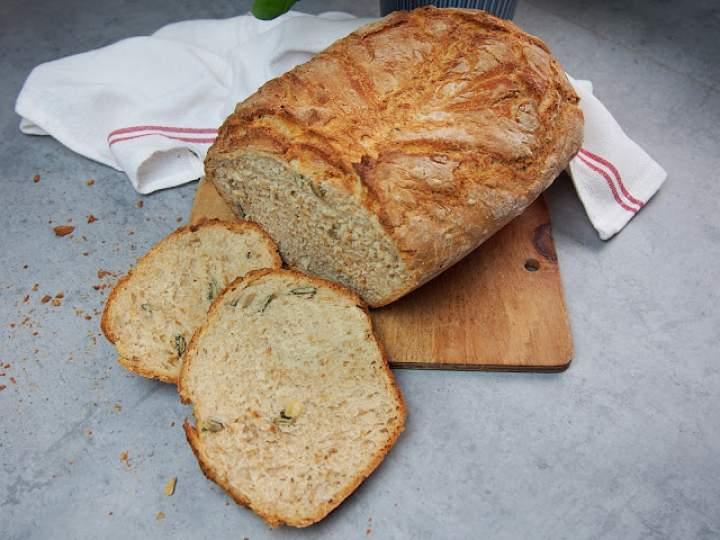 Chleb z gara na maślance – najlepszy