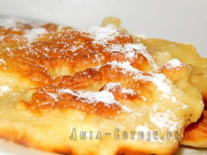 Racuchy drożdżowe pieczone w piekarniku