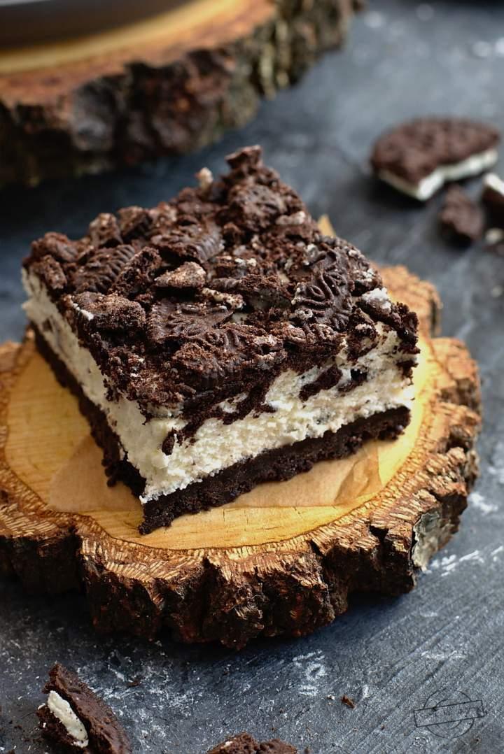 Ciasto z Oreo – bez pieczenia