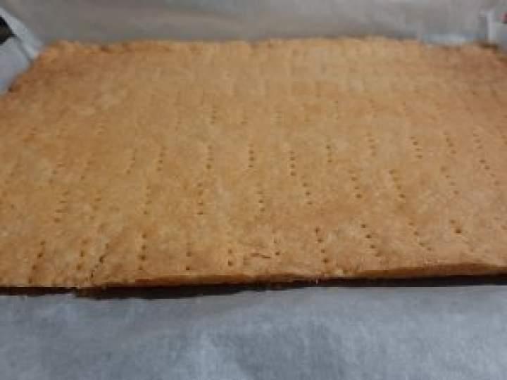 Kruchy spód do ciast