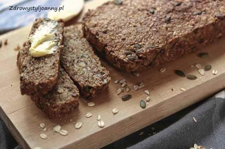 Wegański chleb bez mąki.