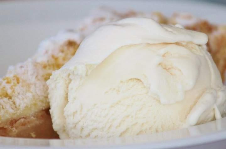 Domowe lody waniliowe z mascarpone