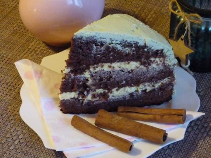 Tort Ajerkoniakowy dla zapracowanych