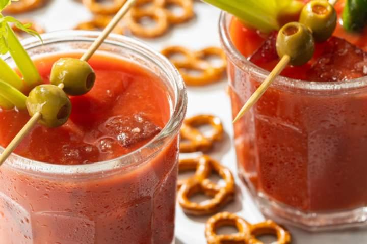 up-Close Cocktails