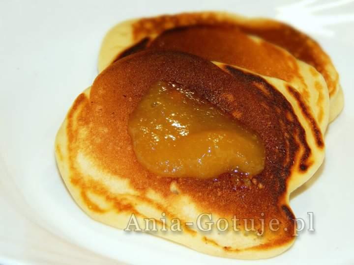 Puszyste pancakes – prosty przepis