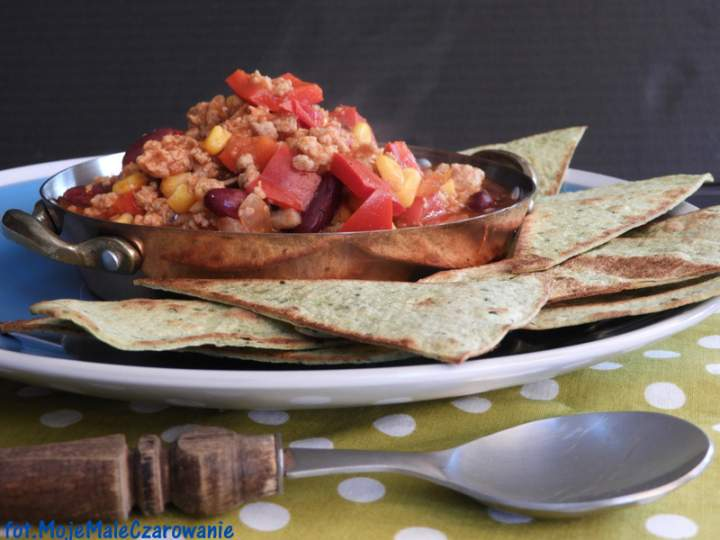 Chili con carne – meksykański smakołyk