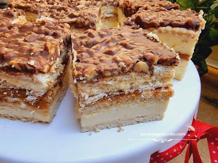 Ciasto Maxi king – słodkie i pyszne