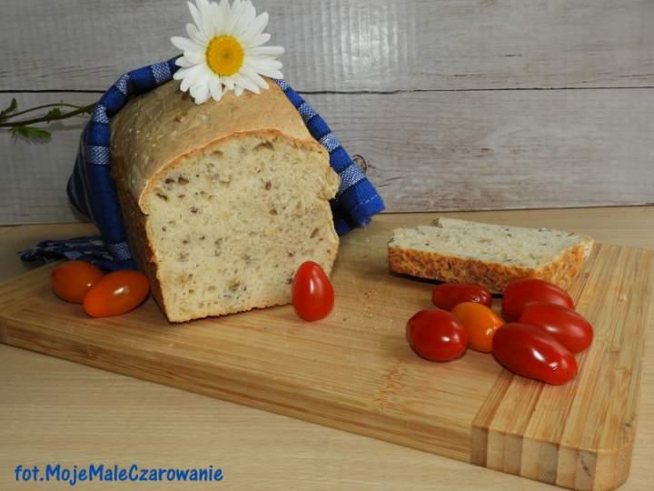 Chleb błyskawiczny żytnio – orkiszowy