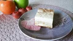 Ciasto jabłkowo-cytrynowe