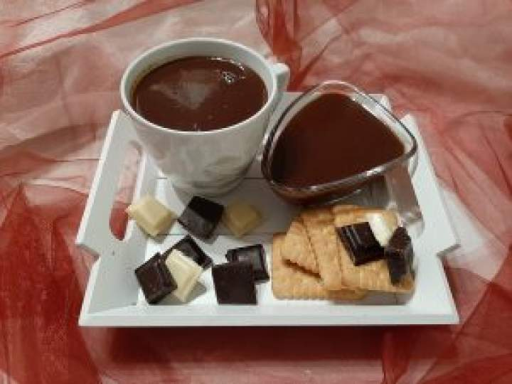 Poncz czekoladowy do tortów i ciast