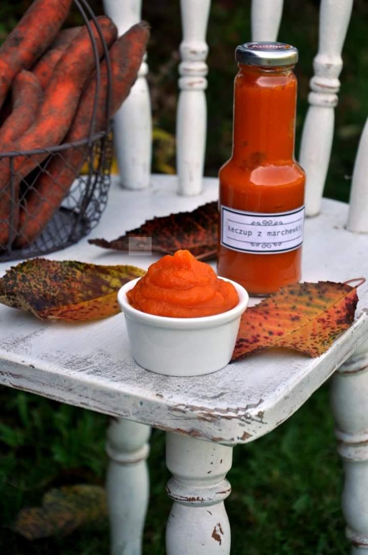 keczup z marchewki
