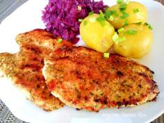 Aromatyczny filet z kurczaka