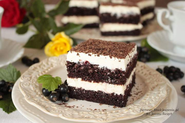ciasto porzeczkowiec