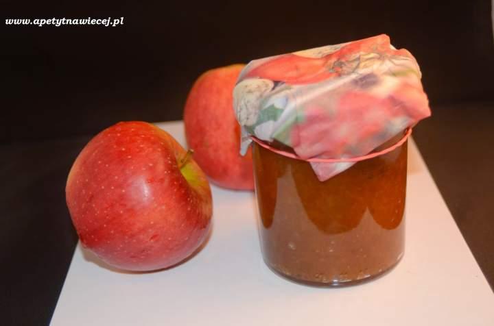 PRZETWORY – Dżem z dyni z jabłkiem
