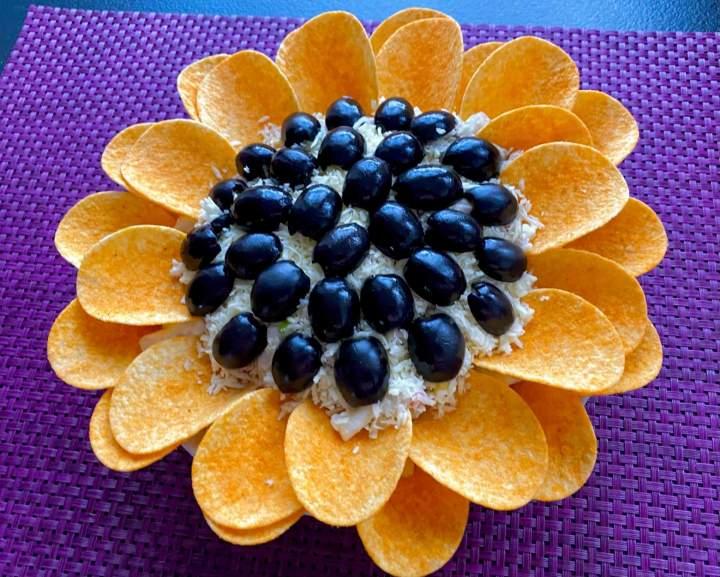Sałatka słonecznik