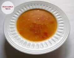 przepis na zupe