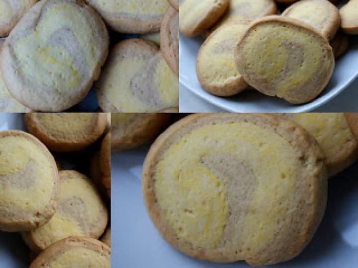 Ciasteczka szafranowo-cynamonowe