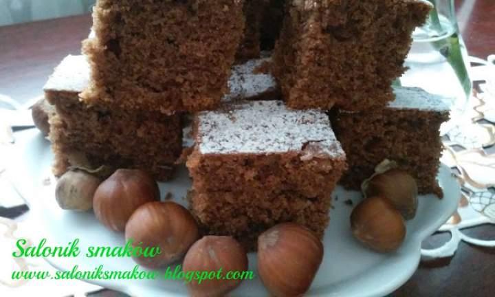 Ciasto kakaowo-czekoladowe