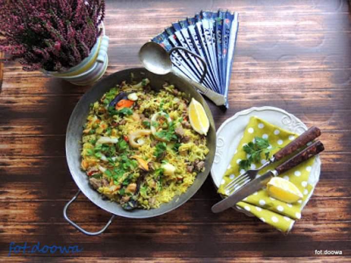 Szybka paella po portugalsku