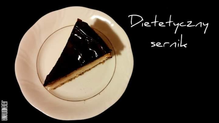 Dietetyczny sernik