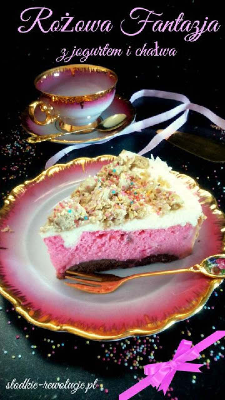 Różowa Fantazja na pierwsze urodziny bloga