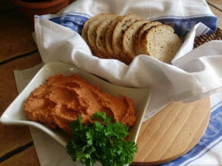 szybka pasta z wędzonej makreli